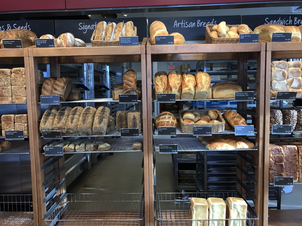Cobs Bakery Selection