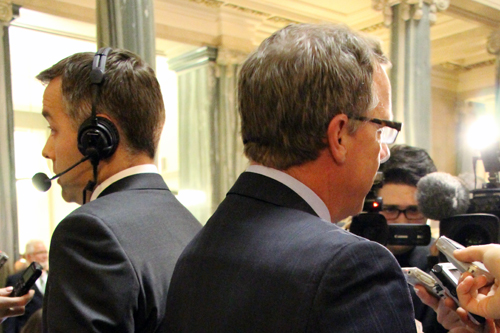 Shovels in the ground: 2015 Saskatchewan budget overview